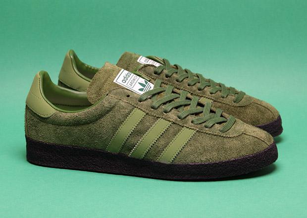 cheap for discount df55d a2723 Oi Polloi x adidas Originals Ardwick Spezial - Euro Release -  SneakerNews.com