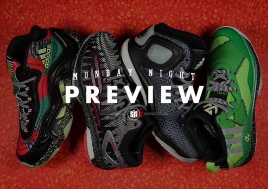 Monday Night Preview: Bad Dreams on Christmas by adidas Hoops