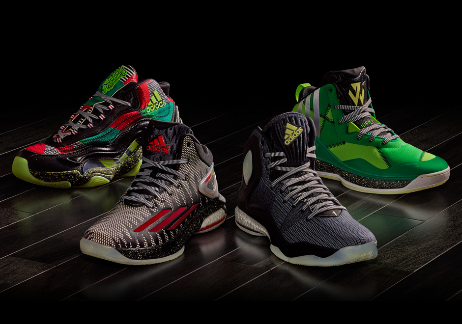 D Rose Christmas Day Shoes