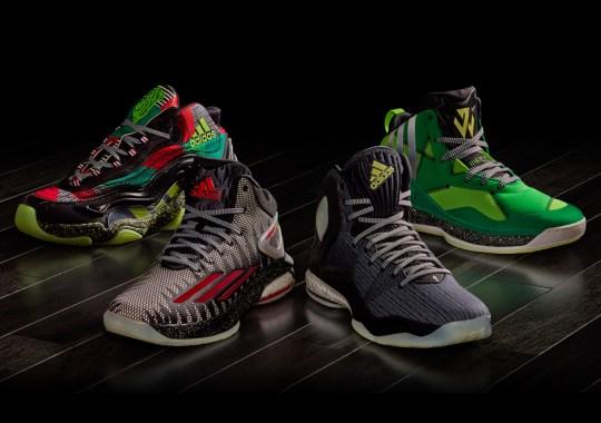 """adidas Basketball """"Bad Dreams"""" Collection for Christmas Day"""