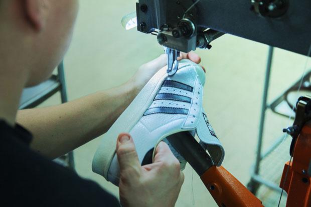 adidas consortium superstar made in france ebay