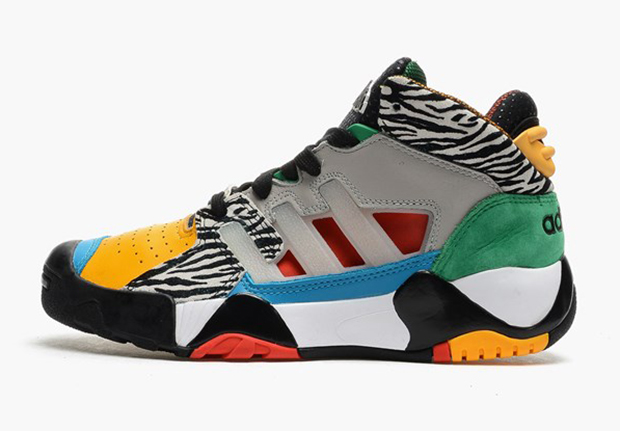 027805dc88e7 Re-emerging in 2013 disguised by the avant-garde design detailing of Jeremy  Scott