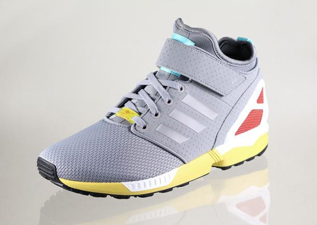 Y 3 Adidas ZX FLUX SLIP ON CLOSER LOOK ON FEET