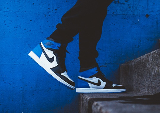 fragment design x Air Jordan 1 Retro High OG – Release Reminder