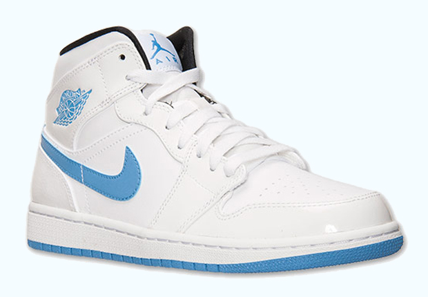 "best sneakers ab5c7 0a876 Air Jordan 1 Mid ""Legend Blue"" – Available"