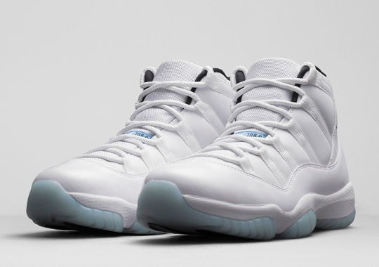 "Air Jordan 11 ""Legend Blue"" – Nikestore Release Info"
