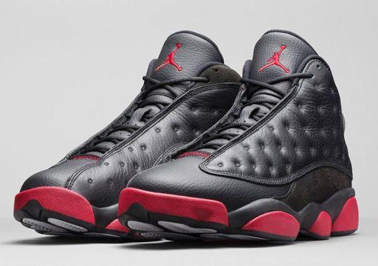 "Air Jordan 13 ""Gym Red"" – Nikestore Release Info"