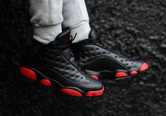 "Air Jordan 13 ""Gym Red"" – Release Reminder"