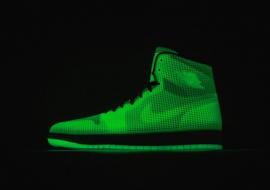 """Air Jordan 4Lab1 """"Glow"""" – Arriving at Retailers"""