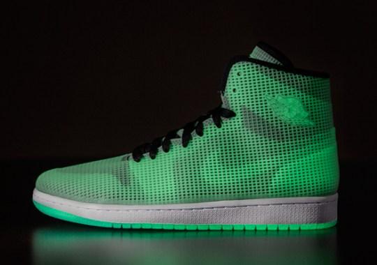 "Air Jordan 4Lab1 ""Glow"" – Release Reminder"