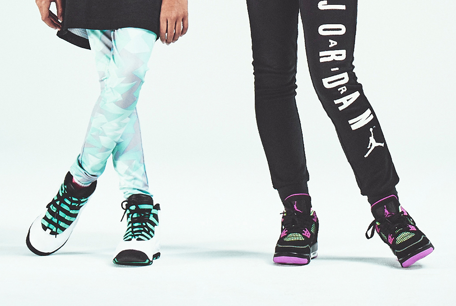 b40a11b04bc9 Air Jordan Retro Girls - Spring 2015 Collection - SneakerNews.com