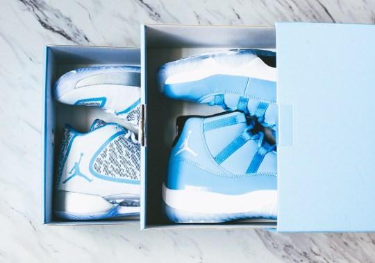 """Air Jordan """"Ultimate Gift of Flight"""" – Release Reminder"""
