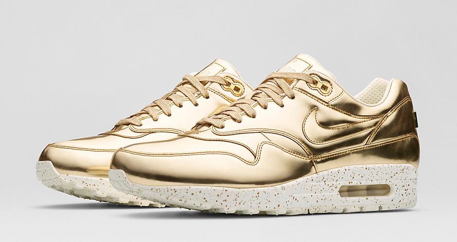 nike air max 1 liquid gold online