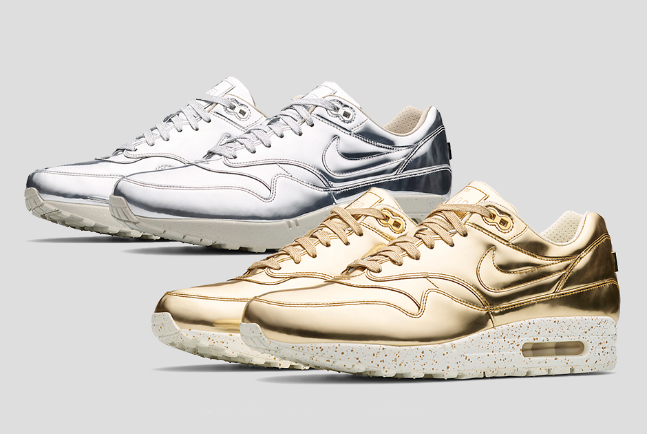 the nike air max 1 liquidmetal technologies