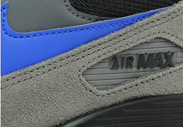 Nike Air Max 90 Oscuro Cobalto Hiper Gris goidHjkfq9