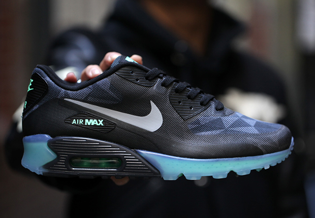 air max 90 ice blue qs