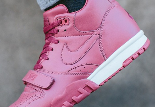 Nike Air Trainer 1 Red Leather""