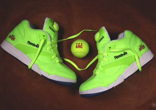 "ALIFE x Reebok Court Victory Pump ""Ball Out"" Retro – Release Date"