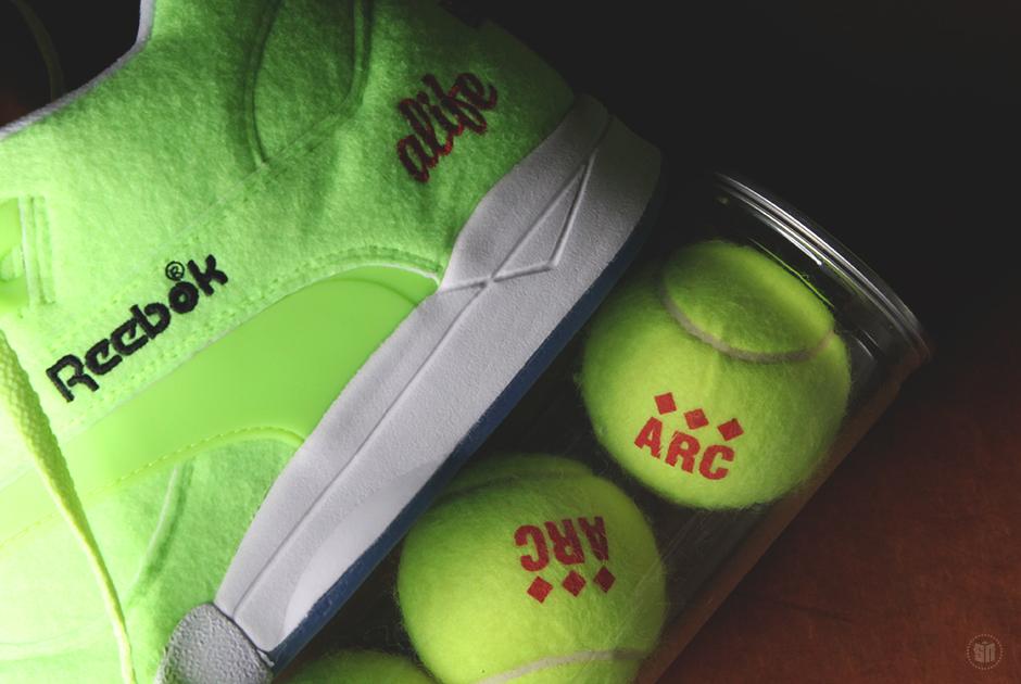Reebok Scarpe Da Tennis Pompa Retrò XuUTVW