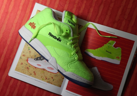 """ALIFE x Reebok Court Victory Pump """"Ball Out"""" – Release Reminder"""