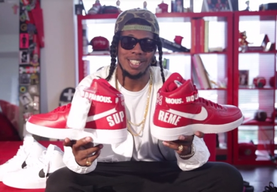 Trinidad Jame$ To Host Camp Jame$ Sneaker Charity Drive