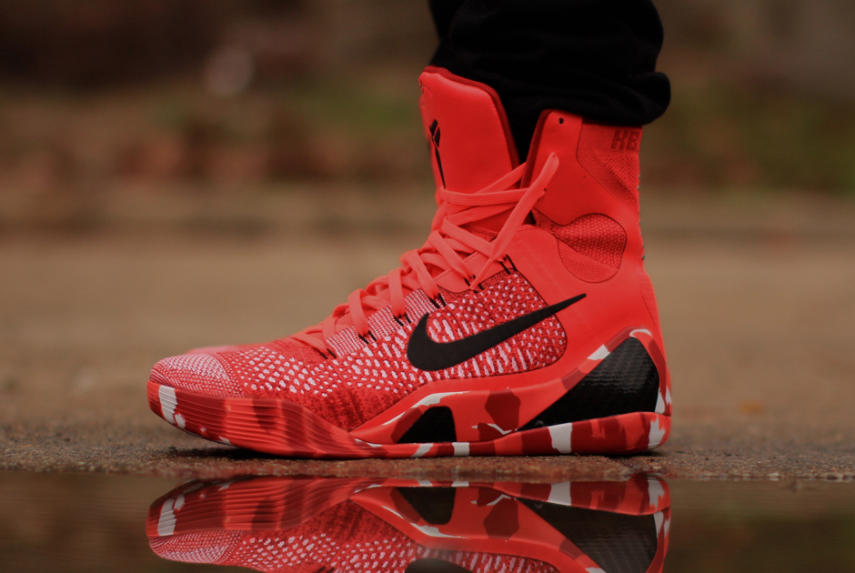 nike kobe 9 elite quotchristmasquot arriving at retailers