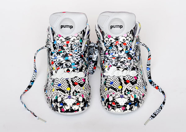 melody reebok pump