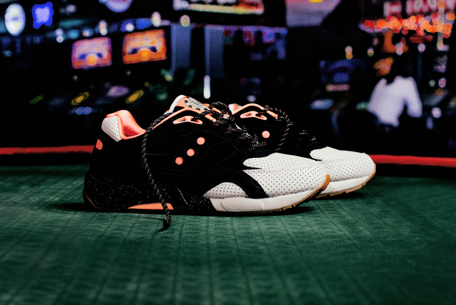 Feature x Saucony High Roller