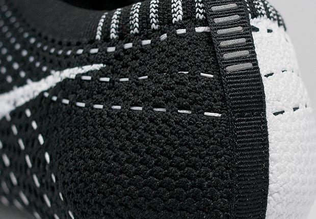 Nike Flyknit Svart Hvit Racer 4aytOVy0zg