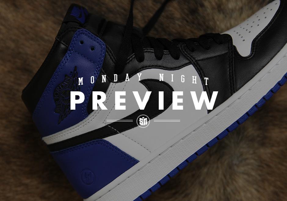 fragment design Air Jordan 1