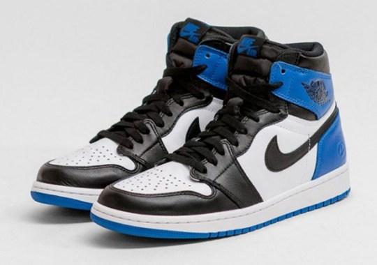 fragment design x Air Jordan 1 Retro High OG – Release Date