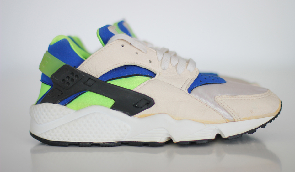 quality design 9ea04 05cd7 ... most popular colorways and collabs throughout the years, to the  Huarache s current greatest hits, keep reading for a showcase of the  timeless model s ...