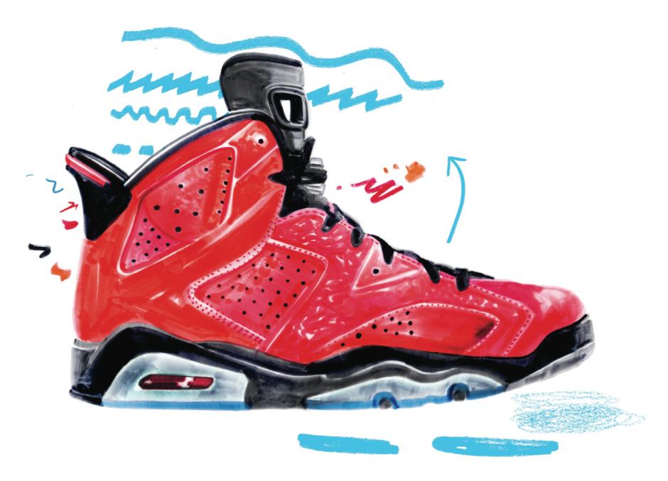 身份�yd�9i��d#yi)�aj_air jordan 6 创意插画 - 资讯 - aj23 - air jordan