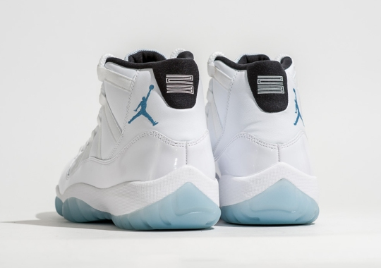 Police Spray Tear Gas at Civilians Camping Out For Legend Blue 11s