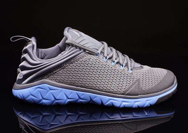 Jordan Flight Flex Trainer - Grey - University Blue - SneakerNews.com e72ba05d0