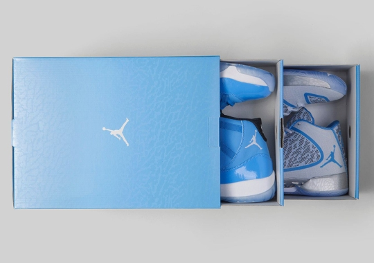 "Jordan ""Ultimate Gift of Flight"" – Official Packaging"