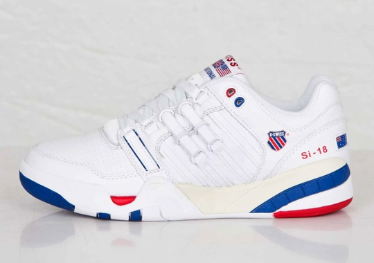 K-Swiss SI-18 International Returns