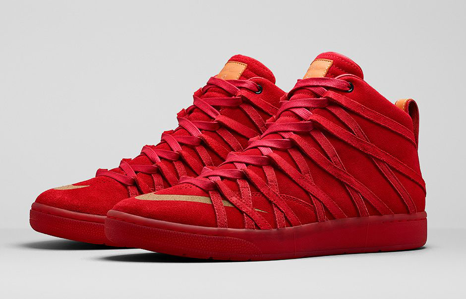 Red Kd Lifestyle Shoes