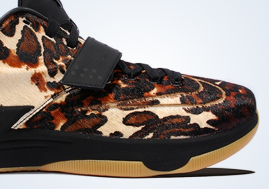 """Nike KD 7 EXT """"Pony Hair"""" – Release Date"""