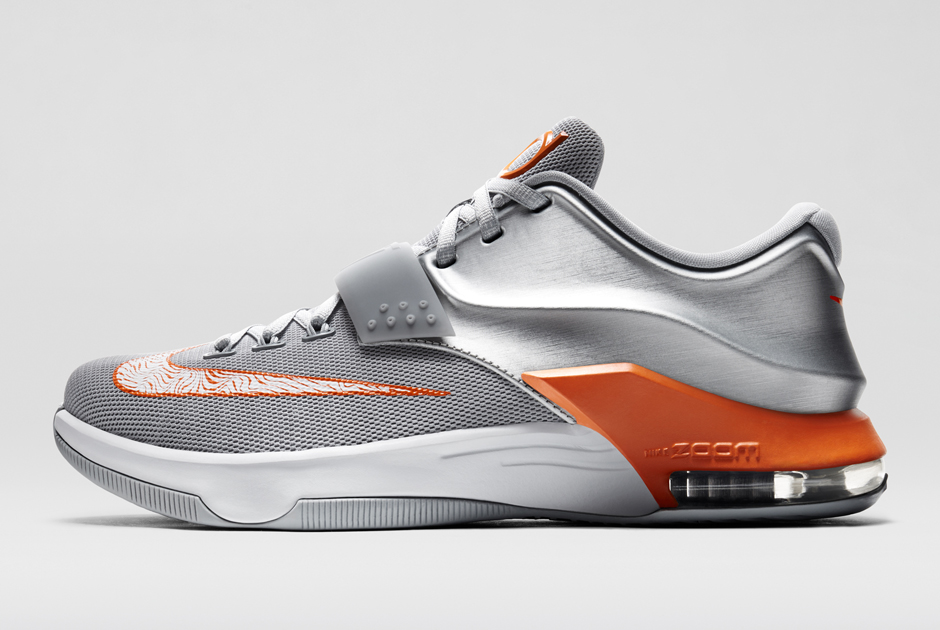 """Nike KD 7 """"Texas"""" - Inspired by Austin, TX and the Wild ..."""