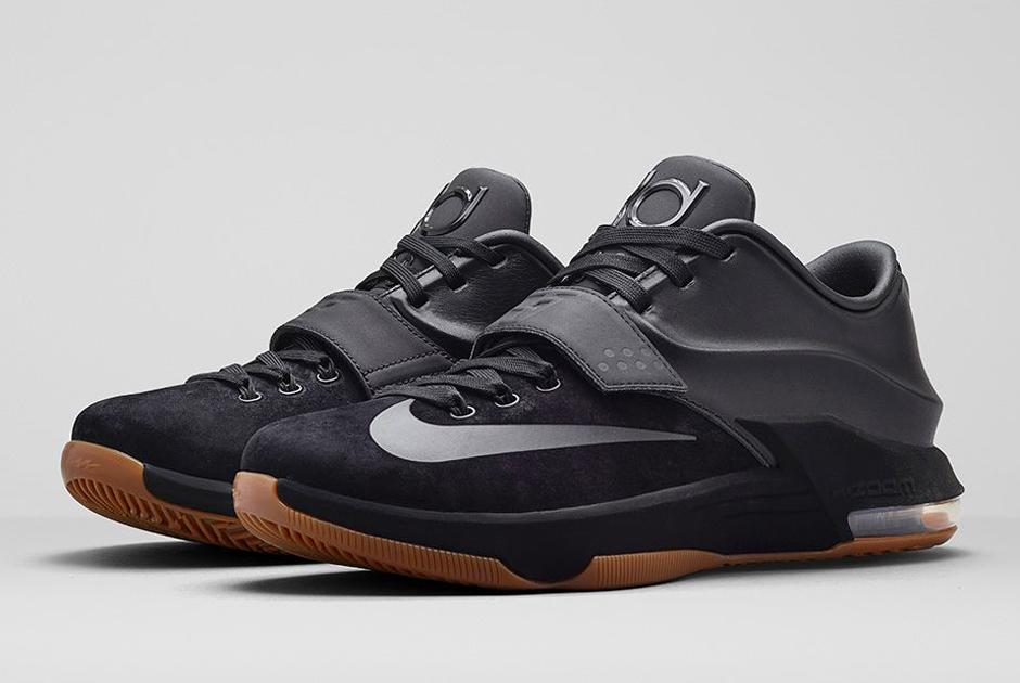 Kevin Durant Shoes Black