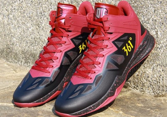 "Kevin Love's 361 Degrees ""Cavs"" PE"
