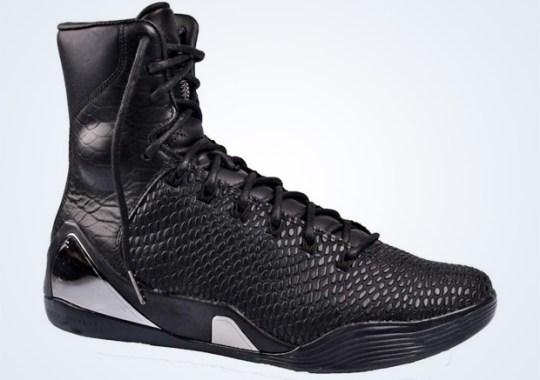 "Nike Kobe 9 KRM EXT ""Black Mamba"""