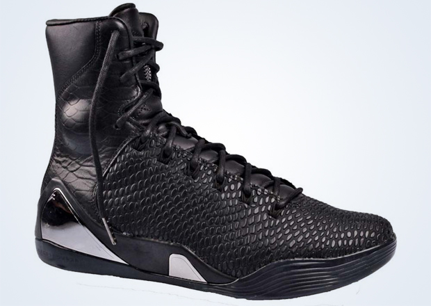 54cf002e7e4 Nike Kobe 9 KRM EXT Black Mamba - SneakerNews.com