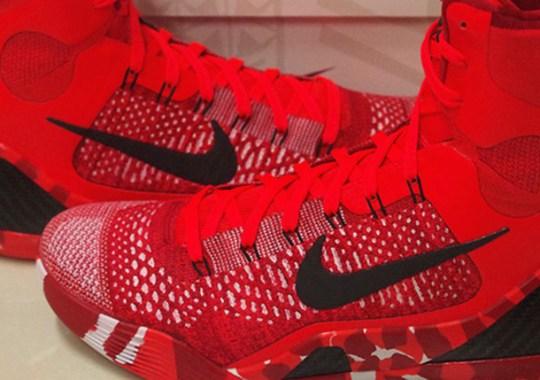 "Nike Kobe 9 Elite ""Christmas"" – Available Early on eBay"