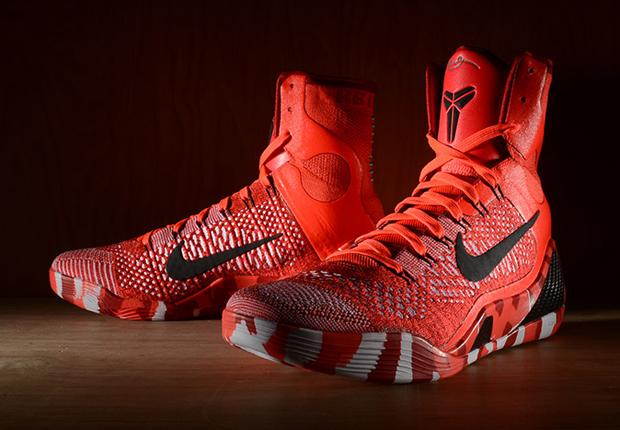 online retailer 0df92 dc93a Nike Kobe 9 Elite