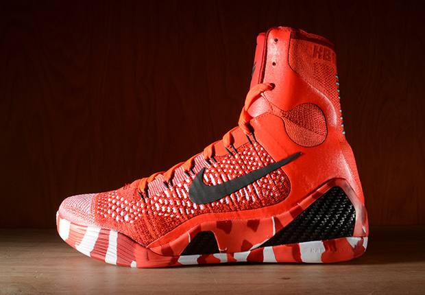 premium selection e2df2 2c6d3 Nike Kobe 9 Elite