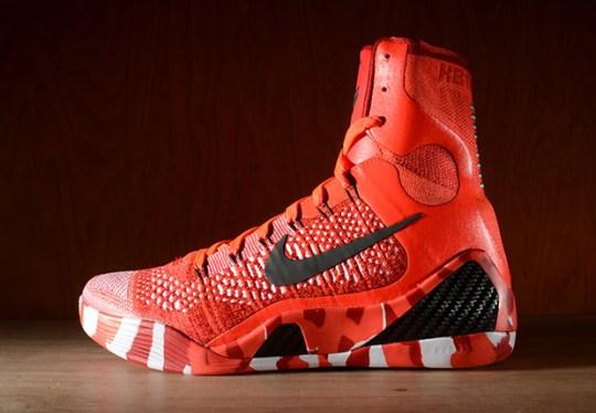 "Nike Kobe 9 Elite ""Christmas"" – Release Reminder"