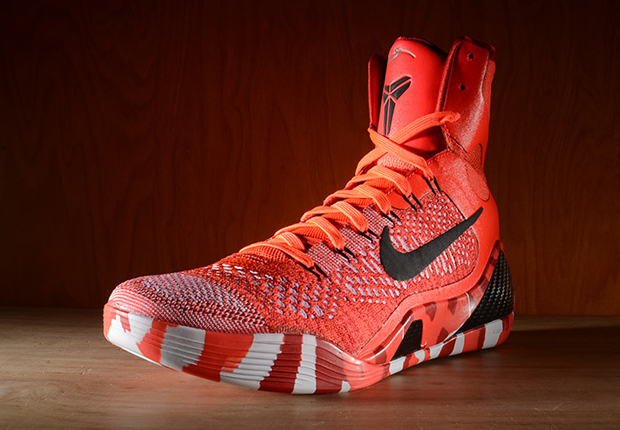 new york 6b185 5a456 chic Nike Kobe 9 Elite quotChristmasquot Release Reminder ...