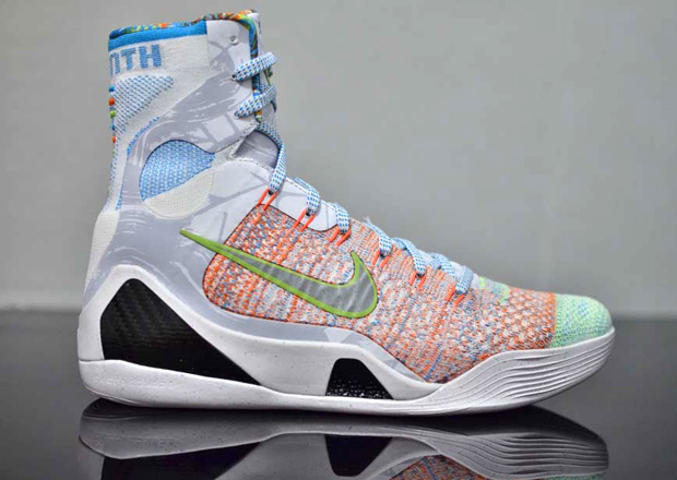 Nike Kobe 9 Elite What The